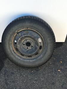 195/60R 15 Winter Tires $300 obo