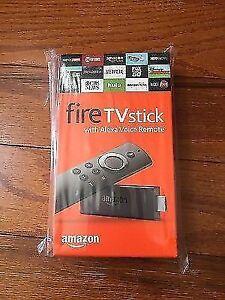 Amazon Fire TV Stick - Alexa - Kodi + Free TV - Brand New