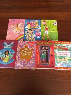 7 Mixed Books