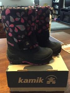 Kamik winter boots size 10