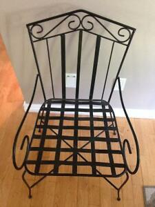 Wrought Iron Patio/Kitchen Chairs