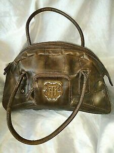 Vintage purse handbag TH Tommy Hilfiger i ship!