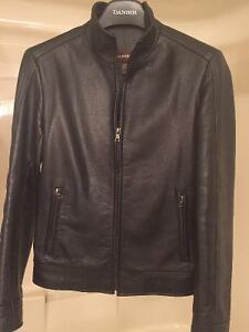 Danier Leather Jacket (Made in Canada) for $129