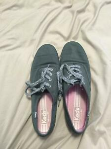 Keds Grey-Green Shoes