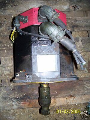 Fanuc Ac Servo Motor A06b-0352-b731 20f 2000 Rpm Robot