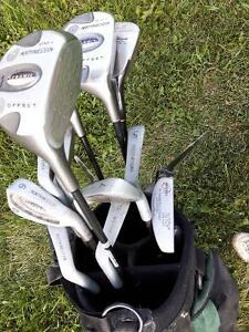 Northwestern Mens golf club set PRICE REDUCED