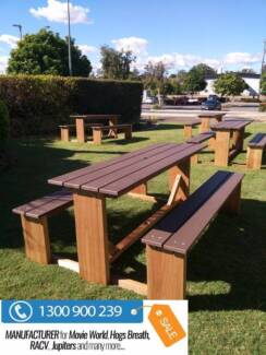 Outdoor Furniture - *PRESTIGE* Outdoor Tables AUSTRALIAN MADE