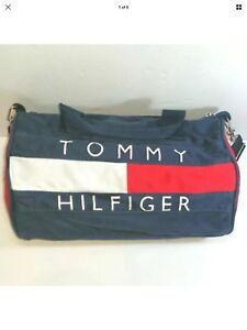 Tommy Hilfiger Mini Duffle Bag Springvale South Greater Dandenong Preview