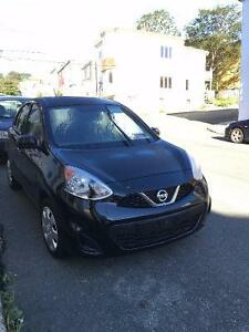 2015 Nissan Micra - $226/month (tax in) Lease Takeover