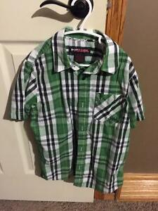 EUC Tony Hawk collared shirt