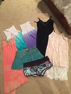 Girls bundle size 8-10