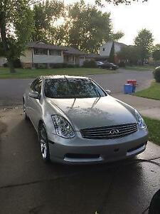 2003 Infiniti G35 Coupe Reduced!!!