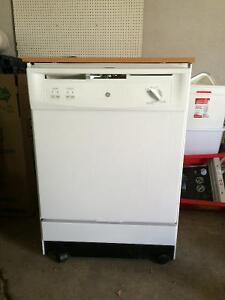 1 yr old Portable dishwasher for sale