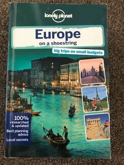 Lonely Planet Europe on a shoestring (Travel Guide) 8th Edition