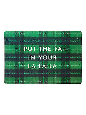 Kate Spade Holiday Placemats