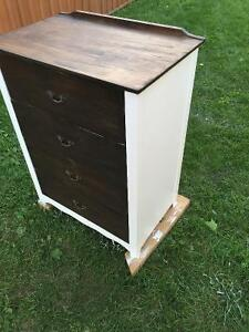 Solid Wood Kids Sized Dresser
