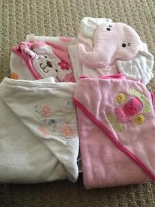 Infant towels