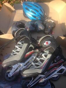 Professional Men's Rollerblades & WHOLE SET