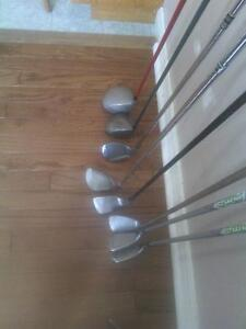 Clubs for sale