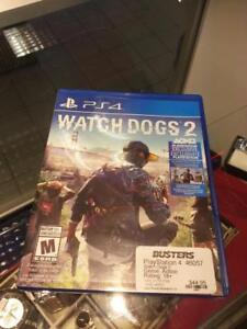 Watch Dogs 2 PS4!! We buy and sell used video games. #46057