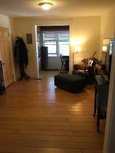 Unfurnished Room available OCT 1 in 2BR apartment