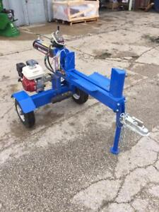 New demo unit but never used WXR720 Wallenstein Woodsplitter priced to sell