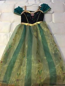 Anna Dress size 5/6 with shoes