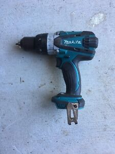 18v makita hammer drill skin only Palmwoods Maroochydore Area Preview