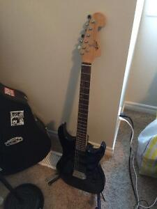 Oscar Schmidt Electric Guitar - Black