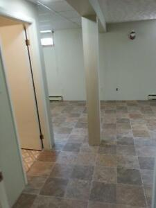 Newly renovated Bachelor apartment in Greenwich near Wolfville