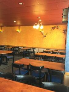 Well equipped Restaurant space for lease