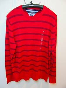 TOMMY HILFIGER SWEATER SIZE XXL NEW WITH TAG Coburg North Moreland Area Preview