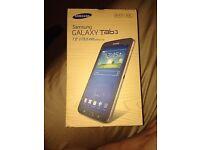 Samsung galaxy tab 3 8gb wifi+ 3G unlocked tablets