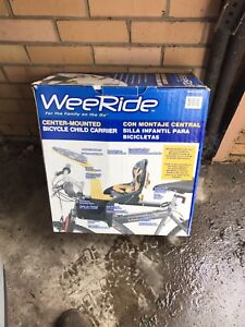 WeeRide Bicycle Child-Carrier Geelong Geelong City Preview