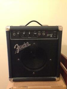 Great Bass Amp - Fender Frontline 15B