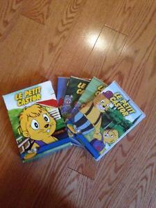 Coffret souvenir DVD Le petit castor West Island Greater Montréal image 1
