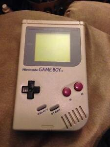 Excellent Used Condition Original Game Boy For 1989