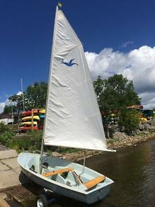 Kolibri 2-12 Sailboat + Extras