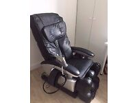 Sanyo Massage Chair Model HEC-DR6100 Used, good condition collection Chorlton.