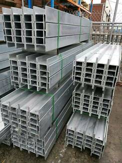 Retaining Wall H Channel & C Channel Galvanized Steel For Sale