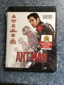 **ANT-MAN Blu-Ray disc - NEW - NEVER OPENED