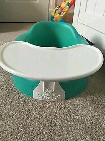 Bumboo seat with tray