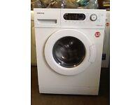 Samsung WF-B1456GW 6kg 1400 Spin White LCD Washing Machine 1 YEAR GUARANTEE FREE FITTING