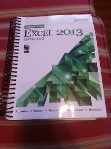 Excel 2013 Levels 1 & 2