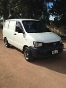 2002 TOYOTA  TOWNACE VAN E.F.I. will negotiate price as tyres low Barmera Berri Area Preview