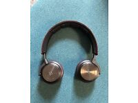 B&O PLAY by Bang & Olufsen Beoplay H8 Wireless Bluetooth On-Ear Headphones