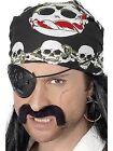 Headband Pirate Costume Hats