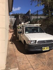 2001 Toyota hilux Castle Hill The Hills District Preview