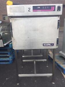 Socamel THER.5  THERMATRONIC Oven. Perfect for hospitals,schools,hospitals, banquets...