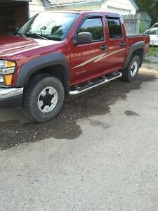 2004 Chevrolet Colorado 2WD 4x4 Pickup Truck